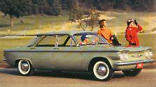 Schlitten für Siegertypen: 100 Jahre Chevrolet