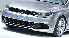 Rekordziel fest im Visier: VW.