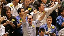 Jubelstimmung dank Europa: Rally an der Wall Street