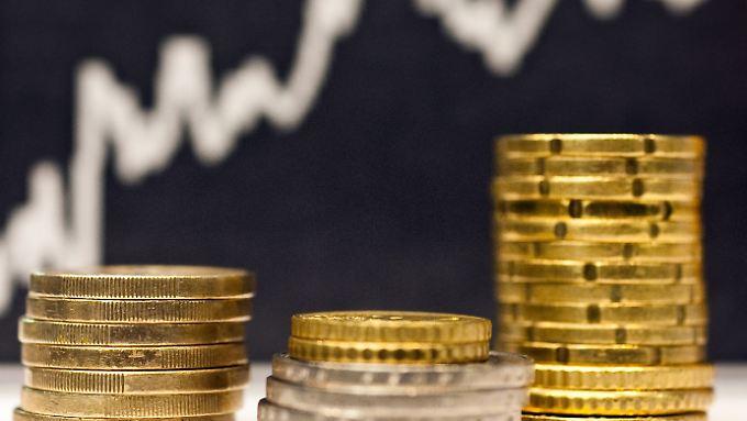 Eine Investition in Aktien kann sich lohnen, allein schon wegen der Dividenden.
