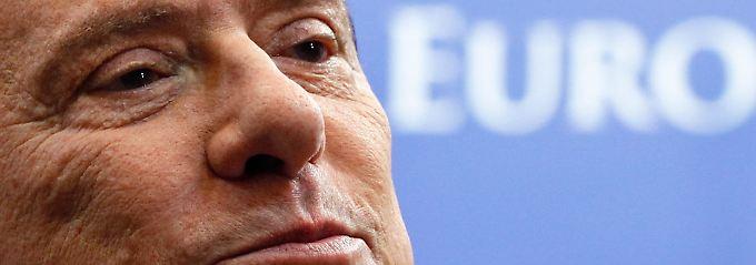 Fraglich, ob Italien den Selbstverpflichtungen der Berlusconi-Regierung glaubwürdig nachkommen kann.