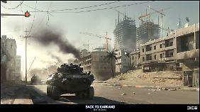 Wer eine Konsolen-Version von Battlefield 3 hat, kann sorglos in den virtuellen Krieg ziehen.