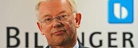 Seit Juli Konzernchef: Roland Koch.
