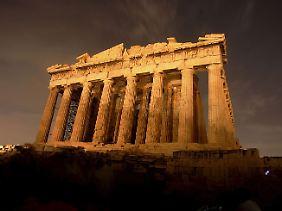 Dort nahm alles seinen Anfang: Griechenland lässt das Volk entscheiden.