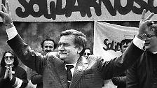 Der Fall des Kommunismus: Es begann in Polen