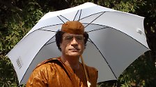 Terrorist, Diktator und Exzentriker: Libyens Staatschef Muammar al-Gaddafi