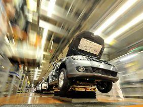 VW ändert seine Vermietungsstrategie.