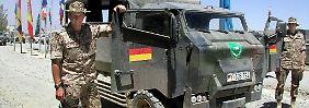 Deutschlands teuerste Dienstwagen: Der Fuhrpark der Bundeswehr