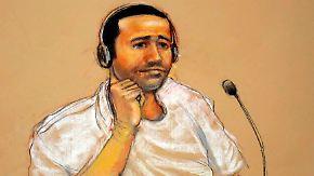 Mutmaßlicher Cole-Attentäter vor Gericht: USA wollen Todesstrafe für Al-Naschiri