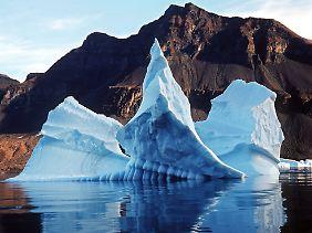 Der Nordpol wird in absehbarer Zeit eisfrei sein.