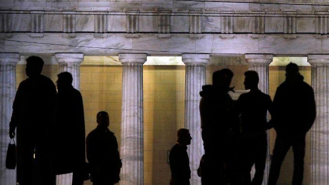 Die Schulden in Griechenland könnten in den nächsten Jahren noch völlig aus dem Ruder laufen.