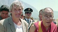 "Dalai Lama ""verbietet"" ihm, aufzuhören: Richard Gere wird 60"