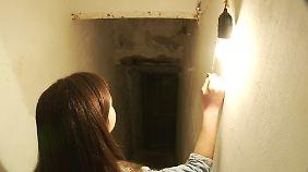 Dunkle Keller sind in Horrorfilmen immer zu meiden!