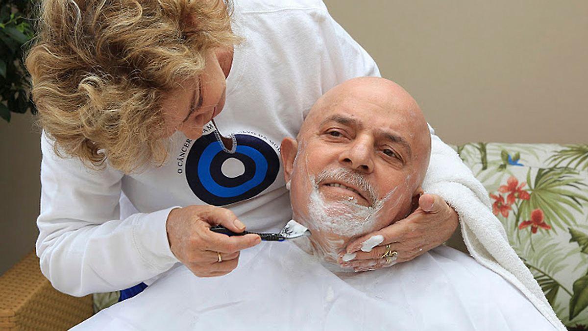 Mit Kehlkopfkrebs diagnostiziert