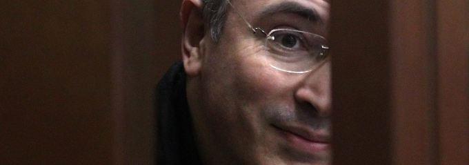 Chodorkowski ist der prominenteste politische Gefangene Russlands.