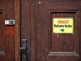 "Am Treffpunkt der rechten Szene in Jena, dem sogenannten ""Braunen Haus""."