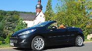 Facelift Peugeot 207 CC: Der hat was!