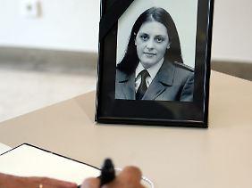 Kiesewetter wurde 2007 durch einen Kopfschuss ermordet.