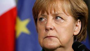 Rösler präsentiert neue Strategie: Merkel will Änderung der EU-Verträge