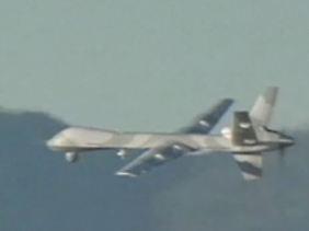Von der RQ-170 Sentinel geben die USA so gut wie keine Bilder frei. (Hier eine MQ-9 Reaper des Herstellers General Atomics.)