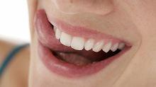 Gepflegte Zähne fühlen sich gut an. (Foto: proDente e.V.)