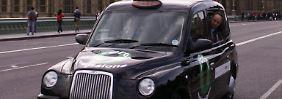 Nur wenige schaffen die Taxi-Prüfung in London.