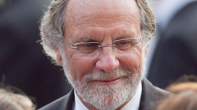 Völlig entzaubert: Jon Corzine.