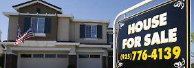 Am Boom verdienen: Haus für den Verkauf herrichten