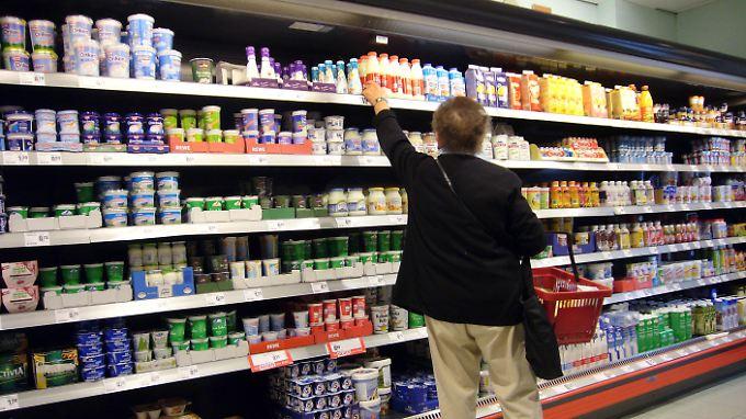 Für Lebensmittel, Alkohol und Tabak mussten die Verbraucher im Oktober 0,5 Prozent mehr berappen.