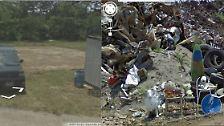 Google dokumentiert Veränderungen: Mit Street View durch die Tsunami-Wüste