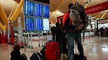 Piloten streiken wegen Billigtochter: Iberia streicht viele Flüge
