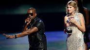 Eklat bei den MTV Music Awards: Kanye West benimmt sich daneben
