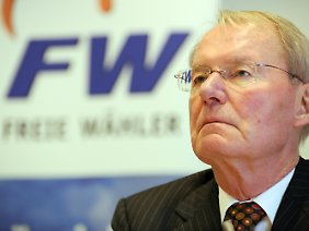 Hans-Olaf Henkel - jetzt ein Freier Wähler.