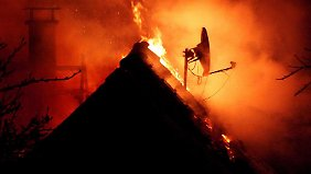 Ein Brand bedeutet meistens Totalschaden.