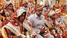 Intim ist anders: Hochzeiten en masse