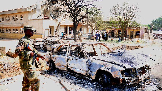 Seit Monaten wird Nigeria von einer Welle der Gewalt erschüttert.
