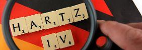 Künftig sollen noch weniger Menschen Hartz IV brauchen.