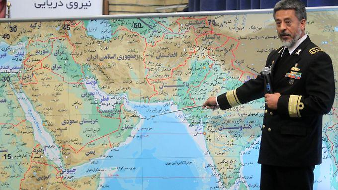 Sperrung der Straße von Hormus durch  Iran: Blockade könnte Ölpreis treiben