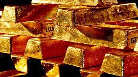 Gold bringt zwar keine Zinsen, aber gute Rendite - wenn man zum richtigen Zeitpunkt handelt.