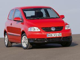 Bis 2010 bildete der VW Fox das kurze Ende der VW-Produktpalette.