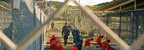 Hungerstreik in Guantanamo: Pentangon dementiert Vorwürfe