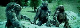 Die Mutanten: Die einen sagen, es sind Tiere. Andere meinen, irgendwo sind sie auch Menschen. Genau weiß es keiner.