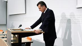 Insider-Vorwürfe: SNB-Chef tritt zurück