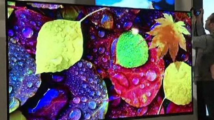 Dünner, leichter, schärfer: LG präsentiert smarten Fernseher