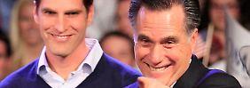 Romney sieht sich schon als Obamas Herausforderer.