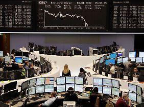 Freitag, der 13. am Aktienmarkt: De Gerüchte kamen am Nachmittag auf.