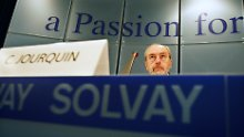 Solvay-Chef Christian Jourquin.