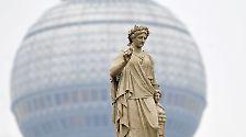 Sympathieträger der sozialistischen Moderne: Der Berliner Fernsehturm