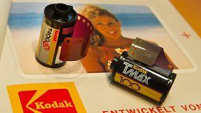 Antrag auf Insolvenz: Foto-Pionier Kodak ist pleite