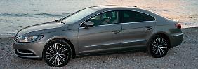 Coupéhafte Linien statt biederes Stufenheck: Für den VW Passat CC wurde das zur Erfolgsformel.